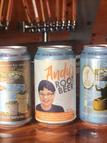 Piney River Brewing had three beers medal at the recent