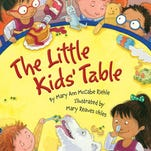 """""""The Little Kid's Table"""" by Mary Ann Riehle"""