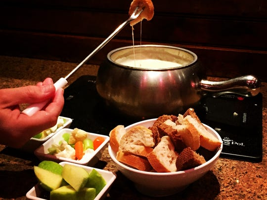 The Melting Pot was a hit with  reviewer Andre Smith.