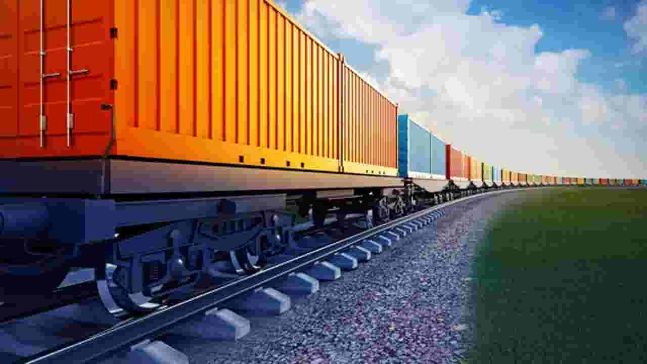 Why do freight trains still make sense?