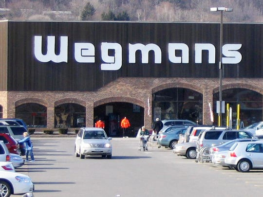 Wegmans was voted one of Fortune Magazine's 100 best companies to work for.