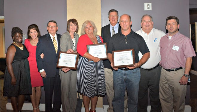 The city of Gallatin was recognized for its special census efforts, improvements at its water treatment plant and economic development communications by the Greater Nashville Regional Council on Sept. 15.