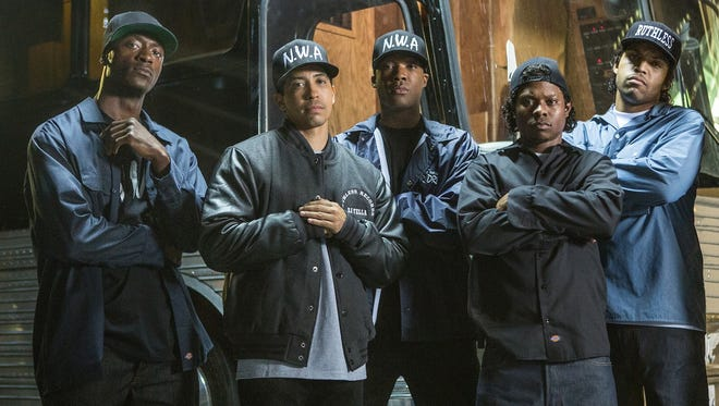 "The film ""Straight Outta Compton"" will be shown on July 7 at the Indianapolis Museum of Art."