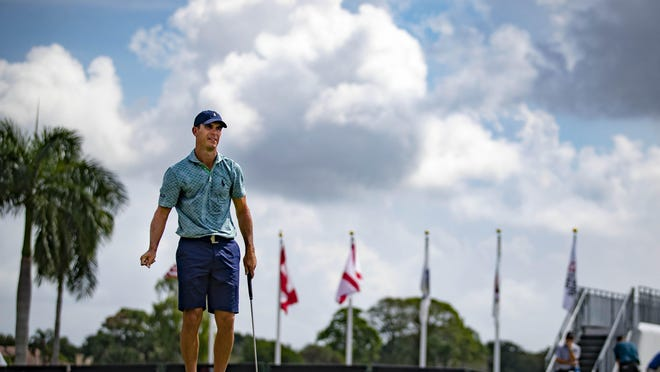 Billy Horschel, putting on the practice green before the Honda Classic Pro-Am in Palm Beach Gardens on Wednesday, said being from Florida that he's used to the changing weather the state often sees this time of year.