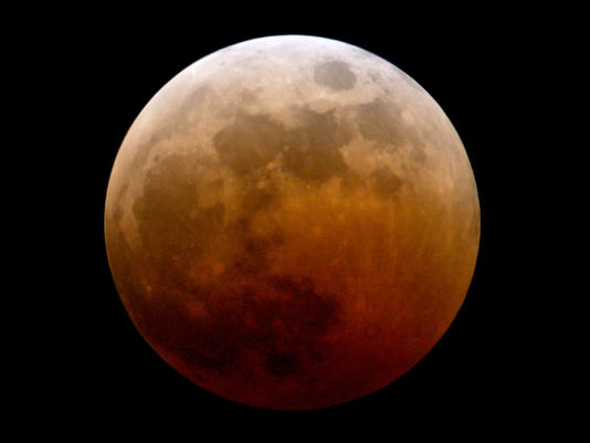 blood moon today in usa - photo #18