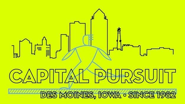 Capital Pursuit logo.