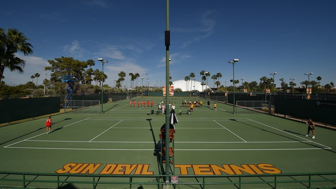 The Intercollegiate Tennis Association is moving from Princeton, N.J., to Tempe and forming an alliance with Arizona State to grow the sport.