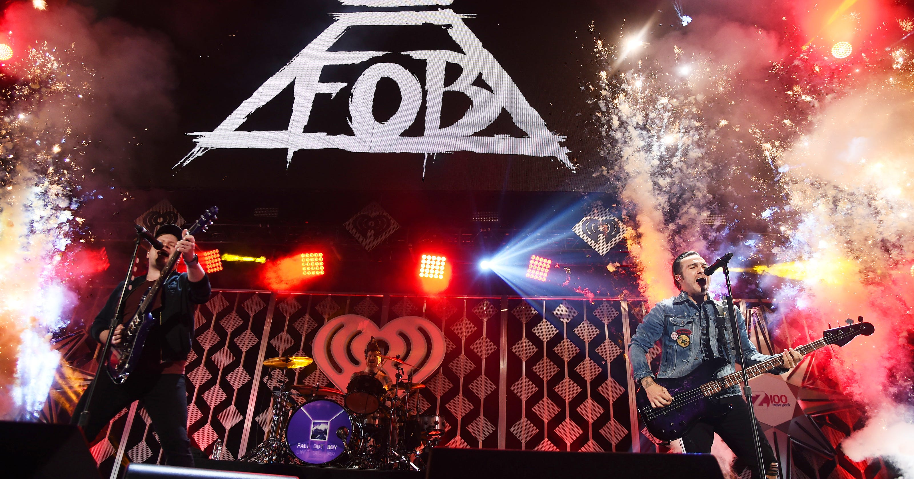 Fall Out Boy Returning To Des Moines This Fall