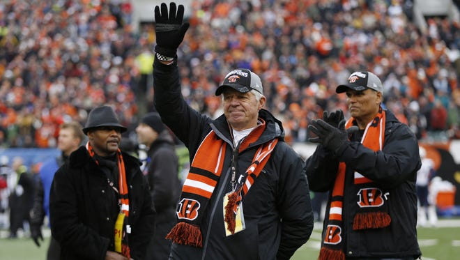 Former Bengals quarterback Ken Anderson sees similarities in this Bengals team to other successful ones in the past.