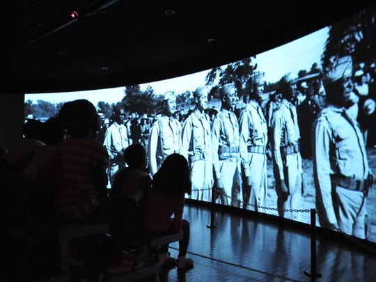 The movie highlights who the Tuskegee Airmen are, how they overcame obstacles to train and fight as U.S. Army Air Corps pilots, how more than 10,000 other black men and women trained to support the pilots, and what the courage and determination they exhibited means to Americans today.