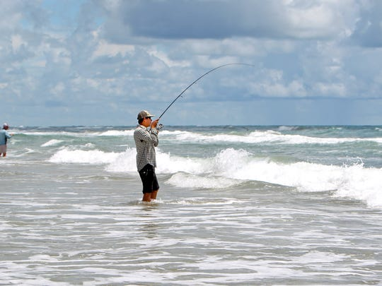 Learning to recognize irregularities in the guts and bars along the beach is the trick to better summer trout fishing.