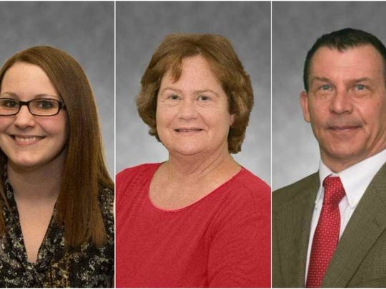 Mandy Brown, Brenda Sawyer and Brian Dean are Atlantic/Smith, Cropper & Deely's newest additions to the Commercial Lines department