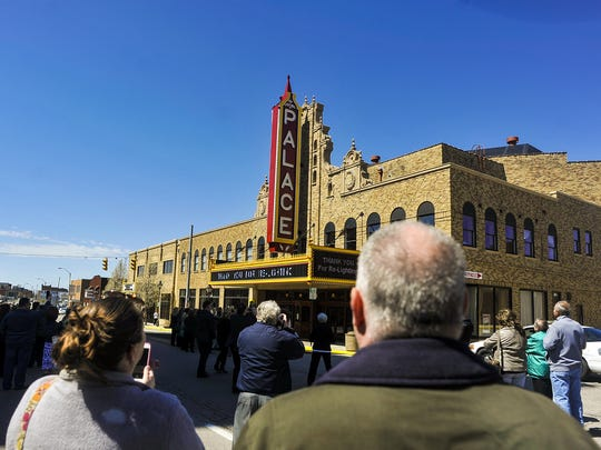 The Palace Theatre is considered among the assets in what local leaders and stakeholders are calling the Marion Cultural Corridor.