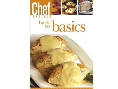 """Download complete recipes (and pictures) from the January e-cookbook """"Back to Basics."""""""