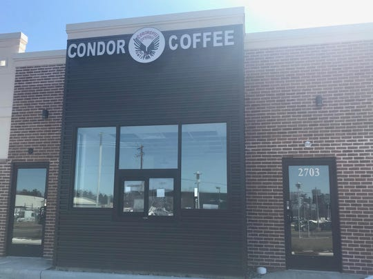 Condor Coffee will open its first retail location in front of Target in Weston in early summer.
