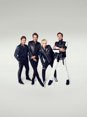 Duran Duran plays the GSR's Grand Theatre on Sept.
