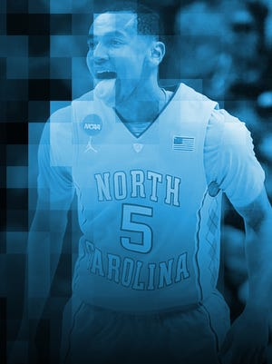 UNC guard Marcus Paige returns as the Tar Heels' top offensive force and he's a preseason All-American.