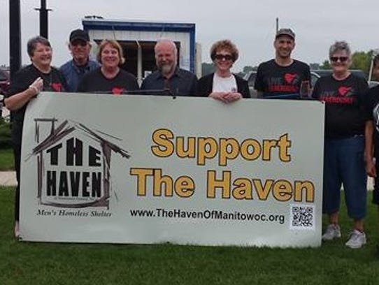 The Haven of Manitowoc County is the only men's homeless