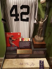 Bud Selig's induction exhibit at the Hall of Fame centers