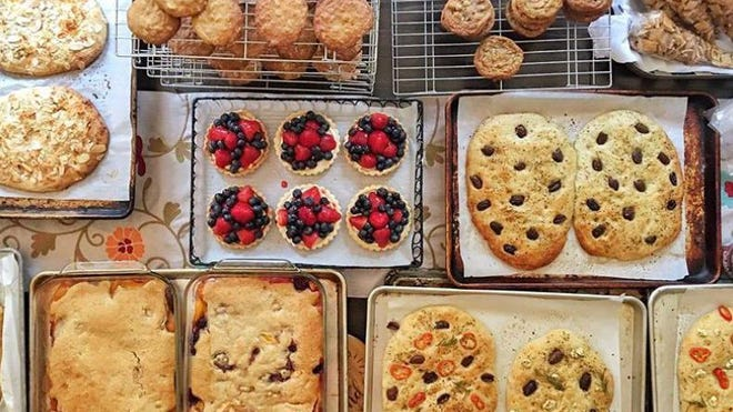 Austin bakers are collaborating on two upcoming fundraiser bake sales. The first, Bakers Against Racism, takes place June 20, with pre-orders to individual bakers this week. The Big Social Justice Bake Sale will take place at three curbside locations in Austin on June 27.
