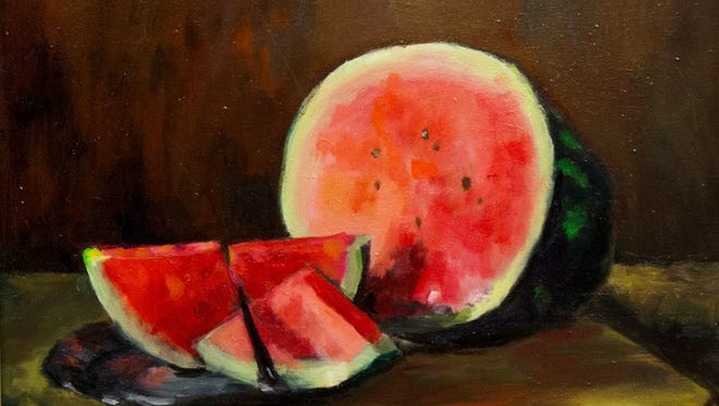 Ancient Egyptians considered watermelons to be a reliable source of water for the long trip to the afterlife.