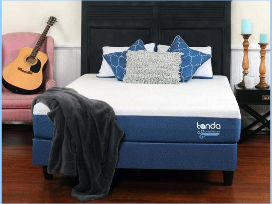 Tanda's mattresses help you feel cooler, which could