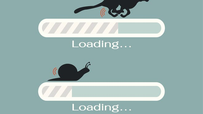 Slow loading times can be a software or hardware problem.