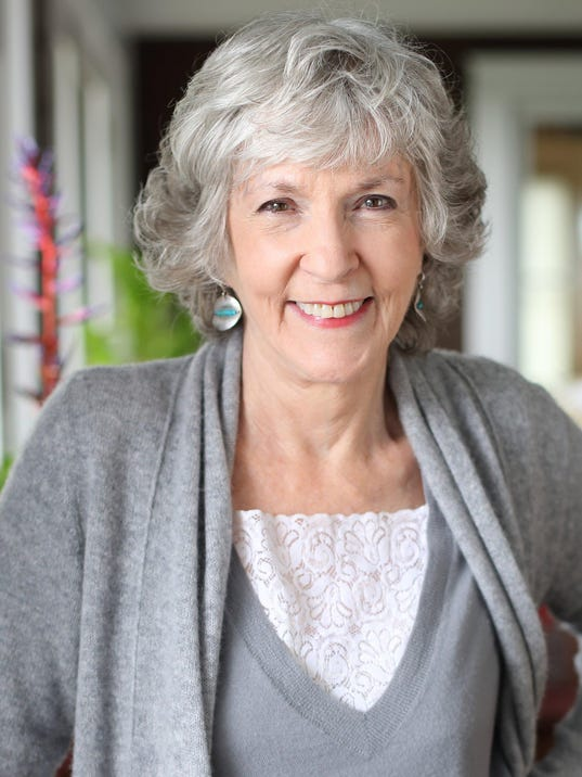 Sue Grafton (c) Laurie Roberts Porter