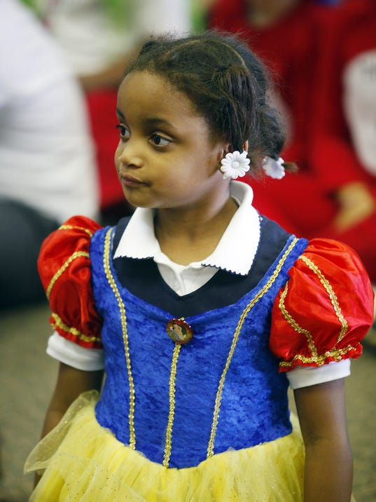 """Title: Zachary Taylor Elementary's """"Dress as your Favorite Storybook Character Day"""""""