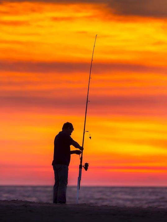 Fishing lbi for Lbi surf fishing report