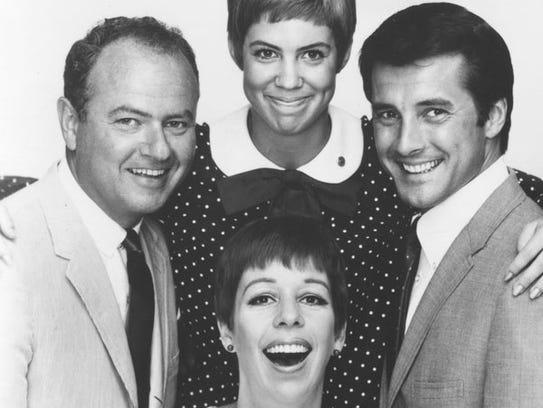 "The original cast of ""The Carol Burnett Show"" in 1967:"