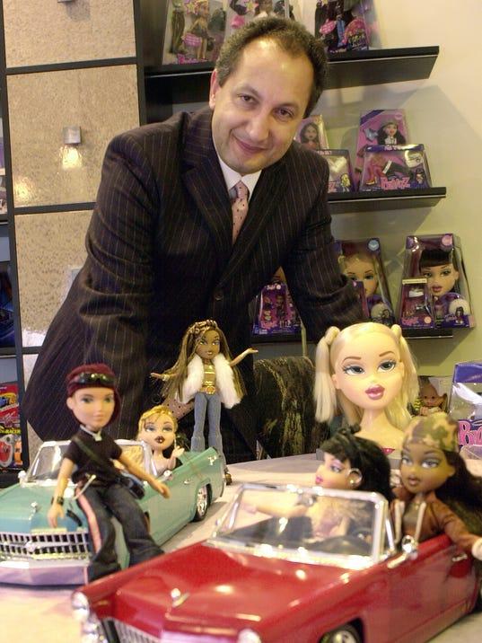 Issac Larian Bratz dolls