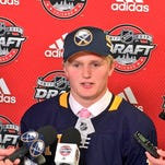 Sabres select center Casey Mittelstadt, Minnesota high school's 'Mr. Hockey'