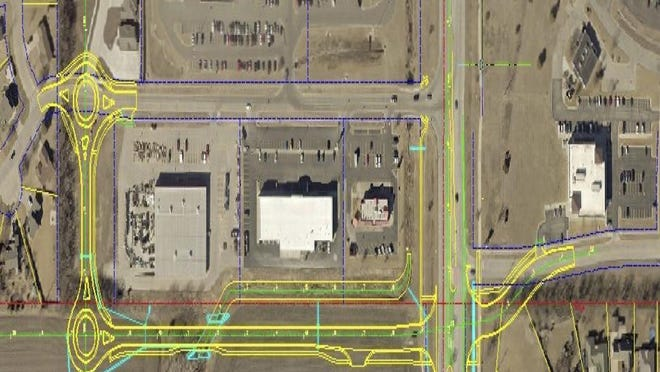 A project for paving and road improvements to Wheatridge Drive and Paddington Avenue designed to serve a commercial development on S. Kansas Avenue is about to move forward.