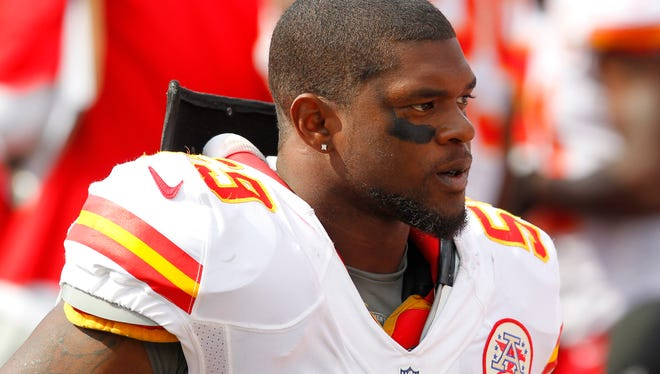 Signs of CTE were discovered in an examination of the brain of Jovan Belcher, who shot and killed his girlfriend and himself in 2012.