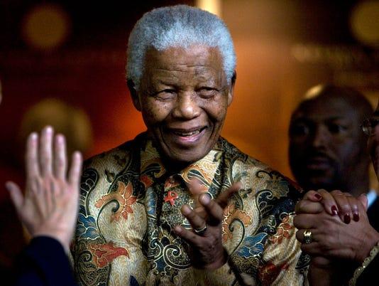 AP TRAVEL FOOTSTEPS OF MANDELA I FILE SPF ZAF