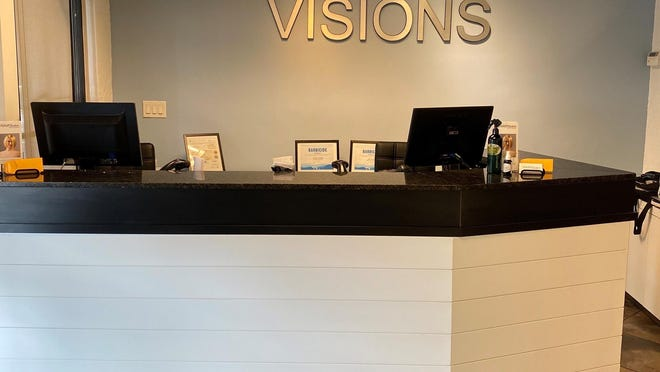 Visions Salon in Wellington is receiving updates during its temporary shutdown because of the novel coronavirus. The new owner, Sue Hooks, has lived in Wellington for four decades and began working at Visions in 1989.
