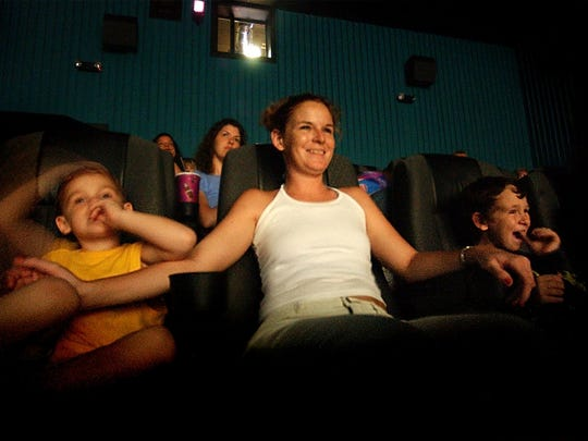 Families don't have to spend a lot of money to have fun at the movies this summer.