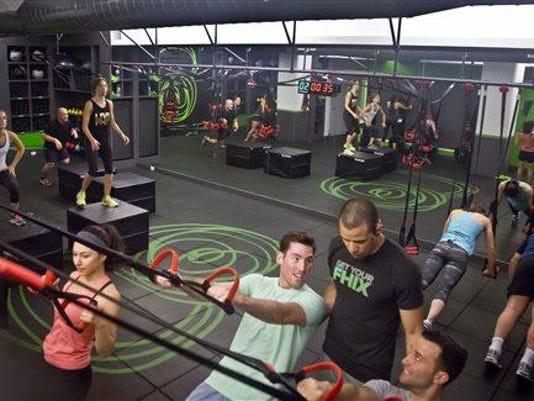 Fhitting gym
