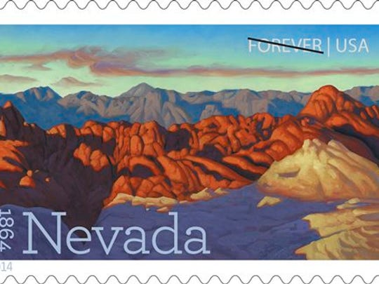 Yerington's post offices and grocery store are out of postage stamps -- indefinitely.