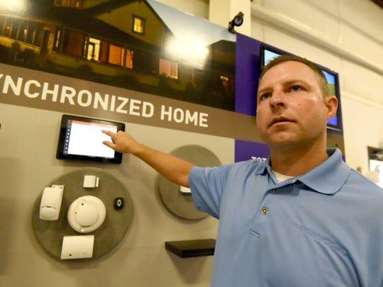 Brian Schmidt, Pesident od Schmidt Security Pro, explains