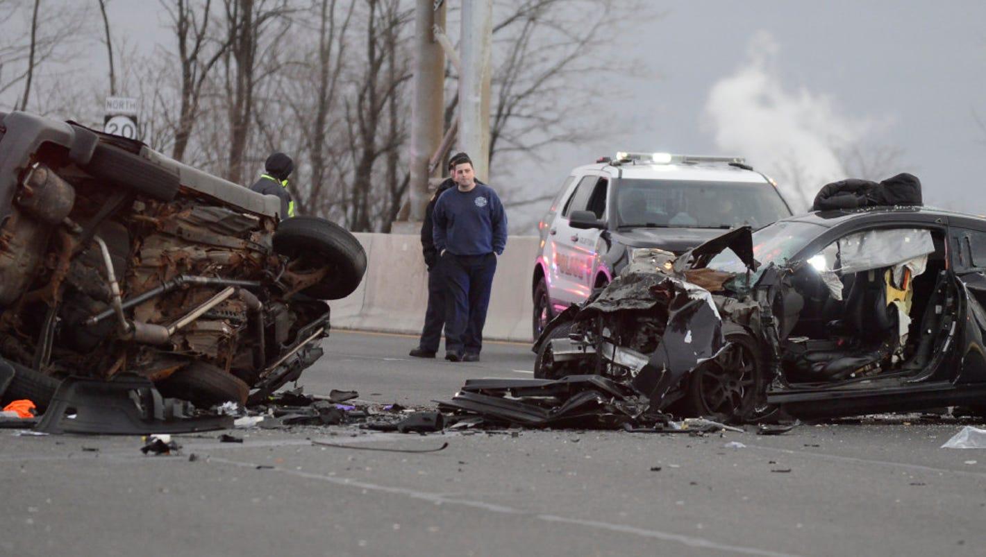 Car Crash Clifton