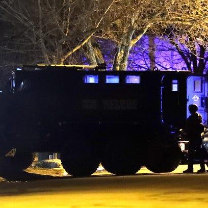 Neenah police and Winnebago County Sheriff's Department