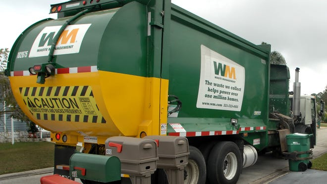 Sebastian residents will see a 1.5percent increase, based on the Consumer Price Index. And now Waste Management Inc. of Florida has requested a 1.5 percentincrease in residential pickup rates, effective Oct. 1. in Indian River County.