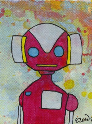 The Storefront Gallery in Kingston will host an exhibit of the works of ezerd and her Adopt a Robot program with an opening reception set for Oct. 4, from 5 to 8 p.m.