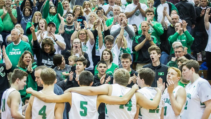 Column: Year of New Castle over, but its reign is just beginning