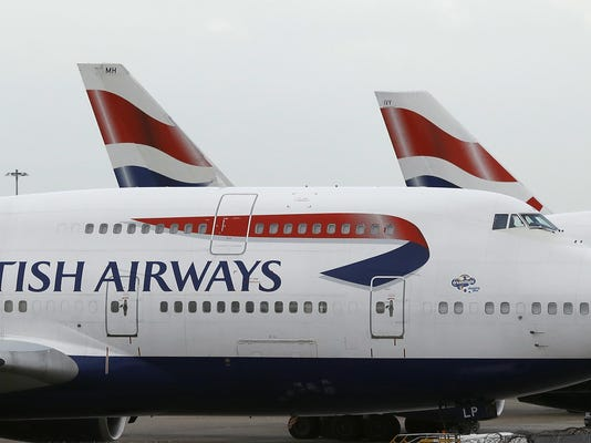 Britain British Airways Hack
