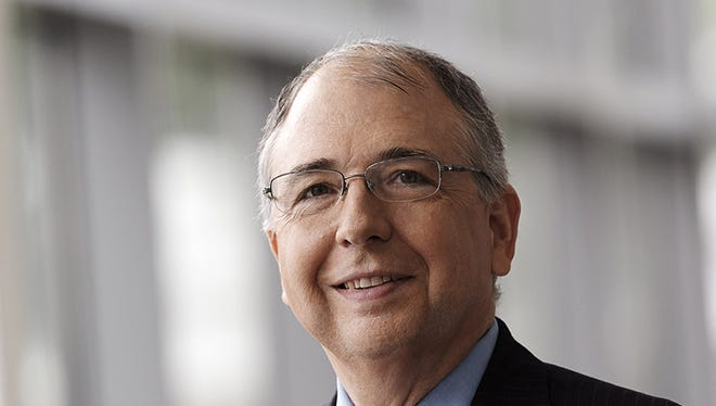 Alex Molinaroli is chairman, president and CEO of Johnson Controls.