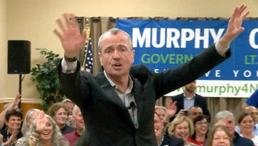 Murphy hosts town hall at Port Monmouth VFW