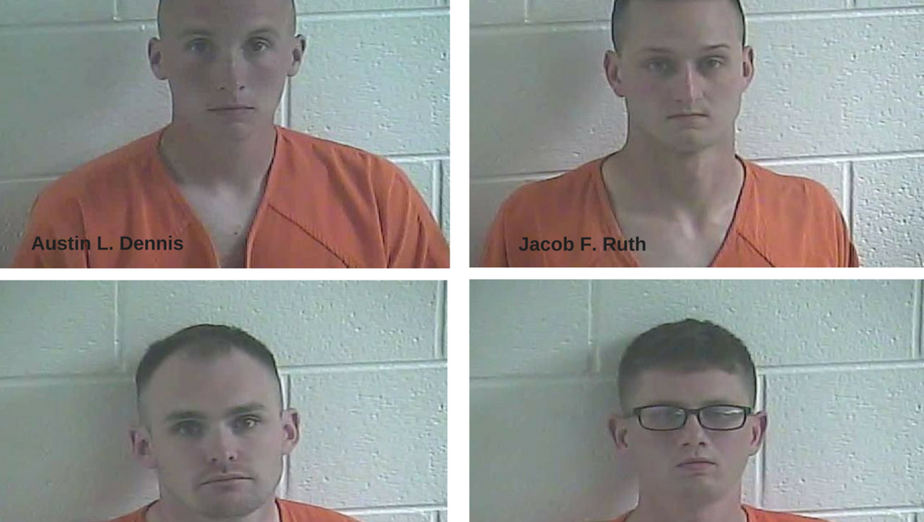 4 Kentucky National Guard soldiers arrested in sexual ...